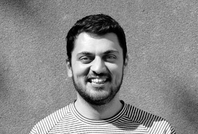 Managing director Naeem Alvi is rebuilding Notepad Studio's sales process