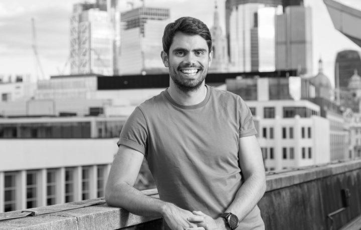 CharlieHR CEO Ben Branson-Gateley