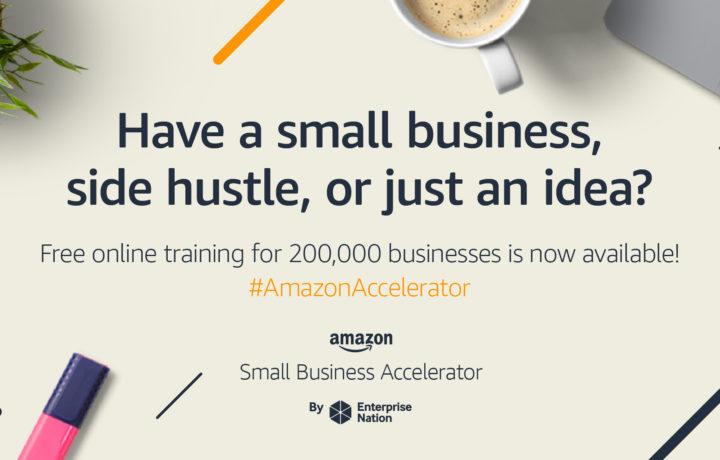 Amazon Small Business Accelerator