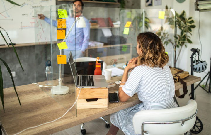Creating a productive workplace