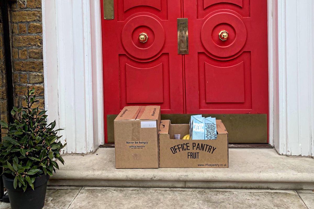 Home Pantry door delivery