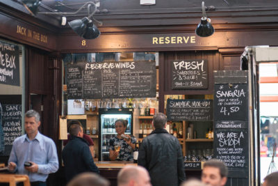 Reserve Wines bar Altrincham
