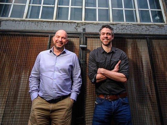 Executive education - Darren Westlake and Luke Lang