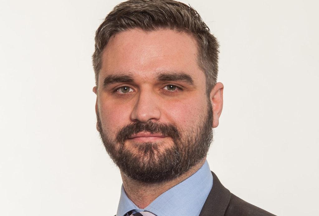 Danny Scholfield, Expert Security headshot
