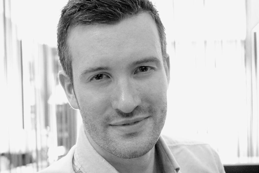 Luke Pearce, co-founder of Radical Tea Towel, kept track of export opportunities